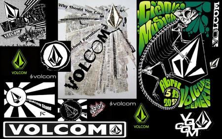 volcom logo wallpaper. house graffiti1 Wallpaper