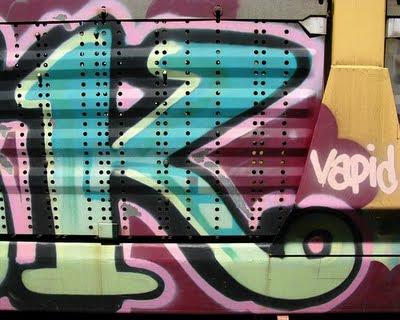 Graffiti K,Graffiti Letters