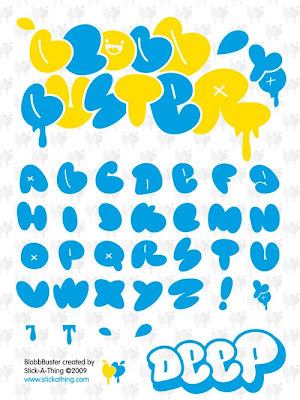 Graffiti Alphabet, Graffiti Letters, Graffiti Bubble Letters