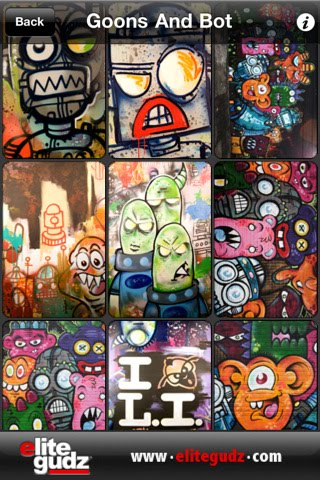 get a graffiti wallpapers