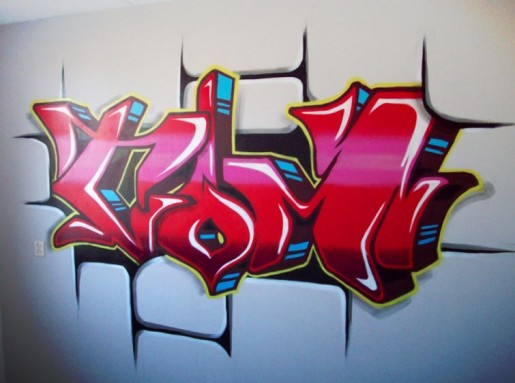 When you begin to learn how to draw graffiti names, you will need to have