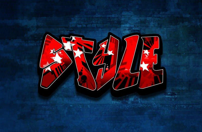 All About Graffiti Midgem Colorful Graffiti Letters