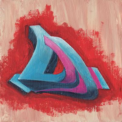 Graffiti D,Graffiti Letters D