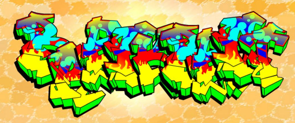The Graffiti Creator - Create