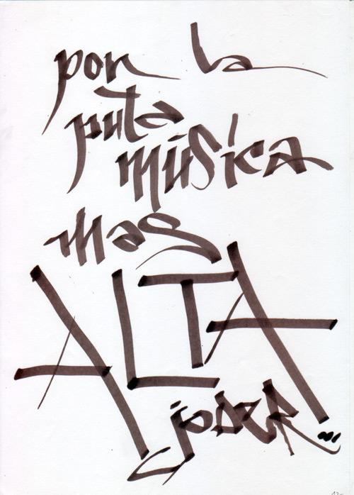 letras graffity. Letters/Letras de Graffiti