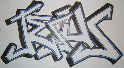 Graffiti Writing