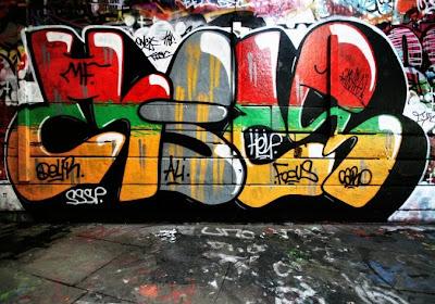 Graffiti Letters, Graffiti Street