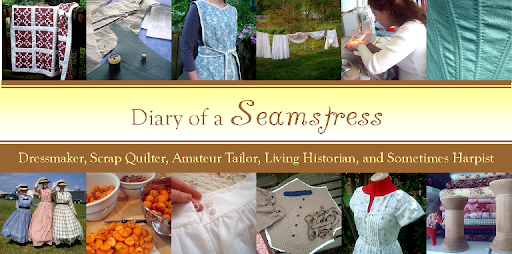 Diary of a Seamstress