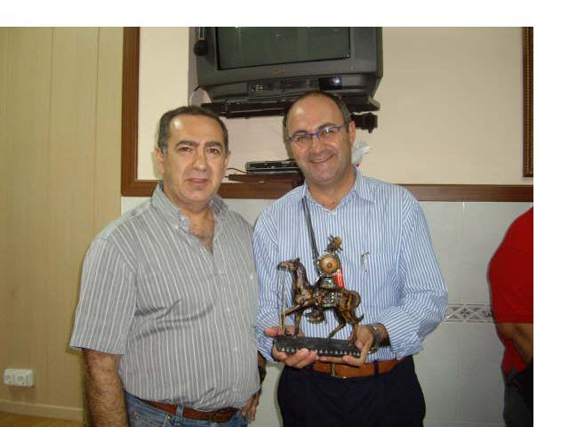 Premio Juan Ortiz del Barco 2008