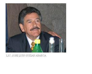 LIC. JOSE LUIS GUIZAR ABARCA