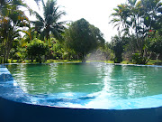 El Roble's Big Blue Pool