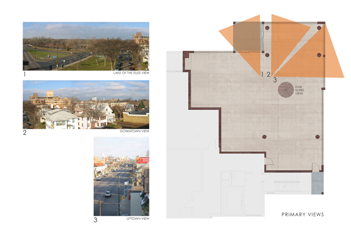 Primary Views  Drawing Courtesy Of ALTUS Architecture + Design