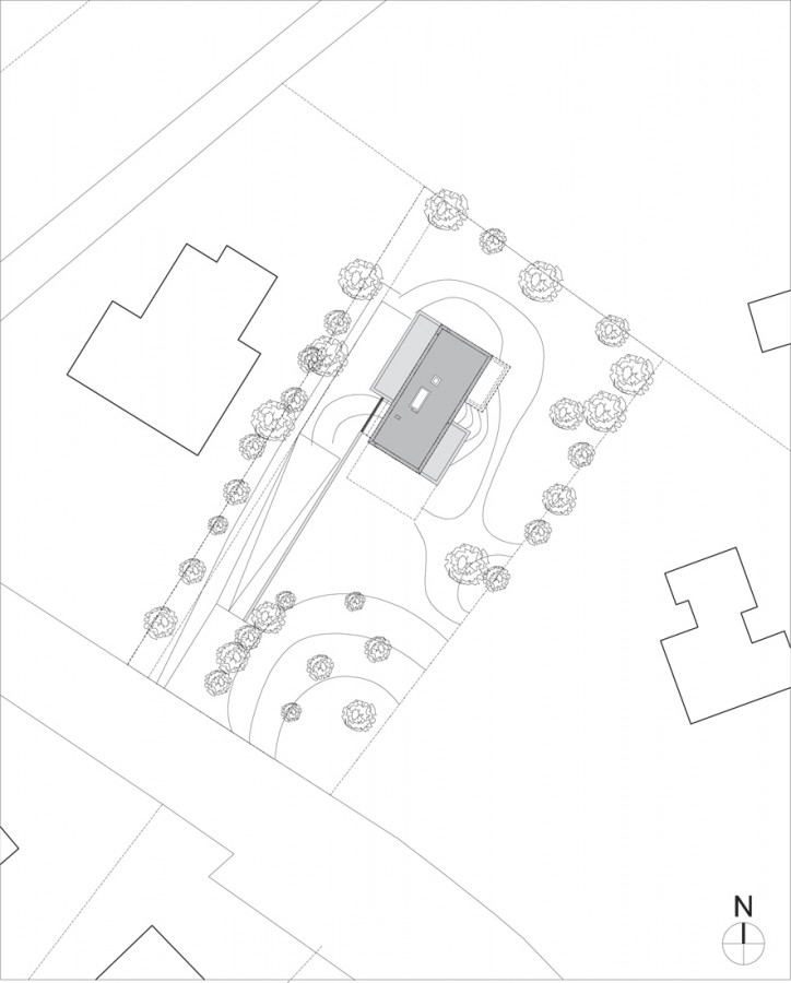 Situation Plan  Drawing Courtesy Of Zecc Architects