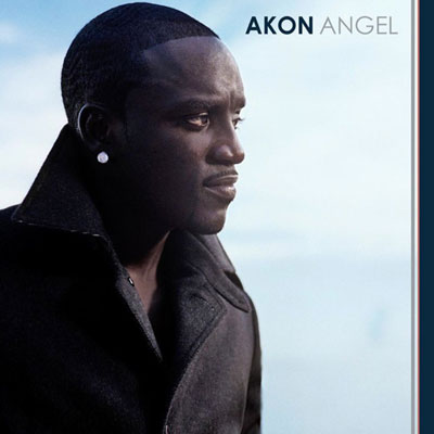 angel album cover akon