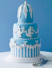 Wedgwood pastry, looks delicious!