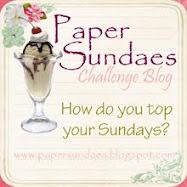 Paper Sundaes Challenge
