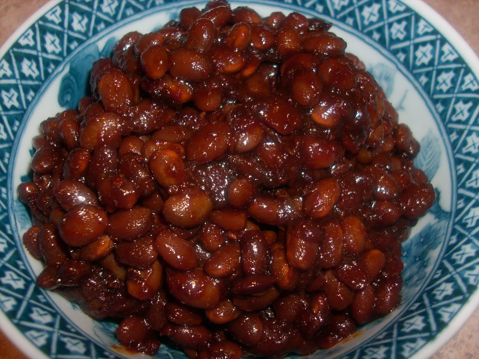 Boston Baked Beans | Cooking for Bliss