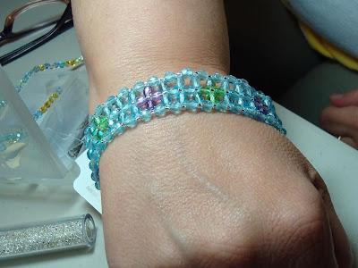 Jean's bracelet