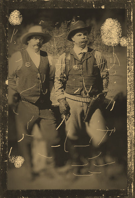 Early Cowboy Action Shooters