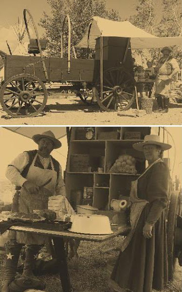 Chuckwagon For Hire-Cook & Assisstant Provided