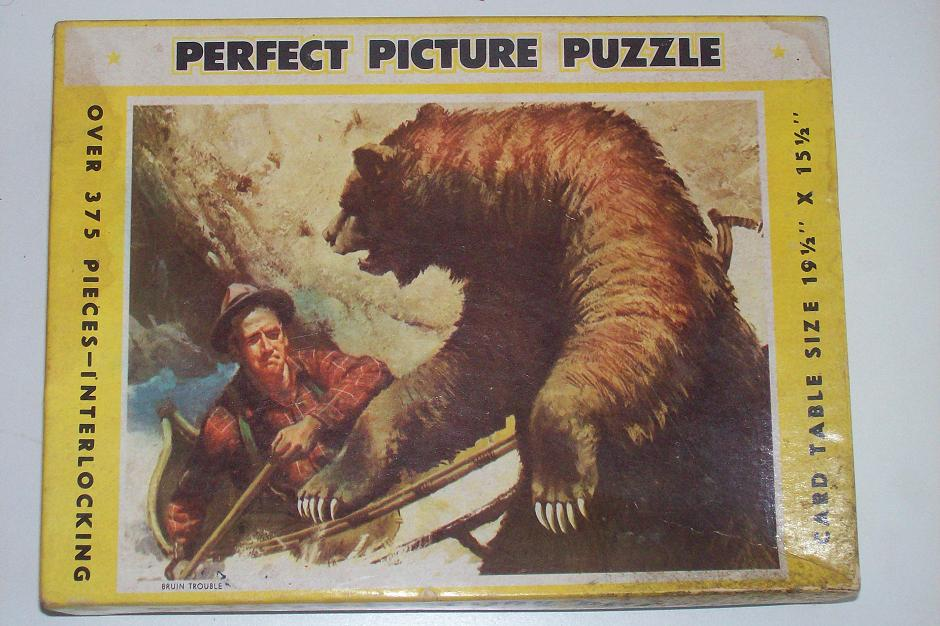 Antique Jigsaw Puzzles