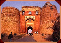 Old Fort, Delhi