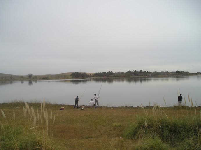 Comparta con amigos un dia de pesca