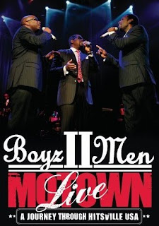 Boyz II Men   Motown Live A Journey Through Hitsville USA [ÁUDIO DVD] | músicas