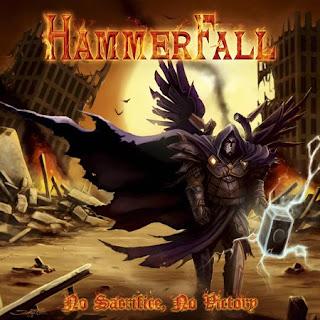 Hammerfall   No Sacrifice, No Victory | músicas
