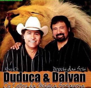 Cd Duduca & Dalvan - Depois das Seis