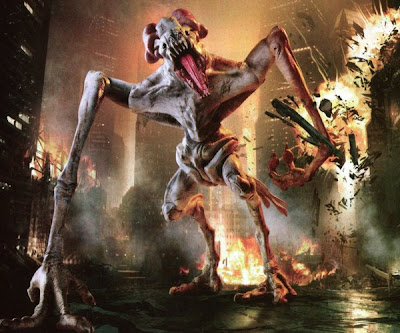 Cloverfield 2 Monster