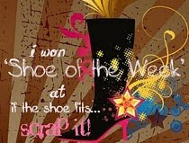 Hand picked winner at If The Shoe Fits