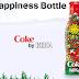 Happiness Bottle : le bonheur selon Mika et Coca-Cola