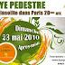 Rallye pédestre : balade insolite dans Paris 20ème