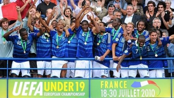La France U19 championne d'Europe !