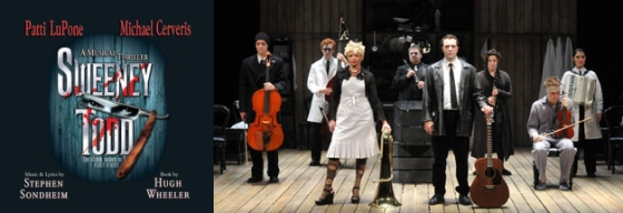 Sweeney Todd, le thriller musical