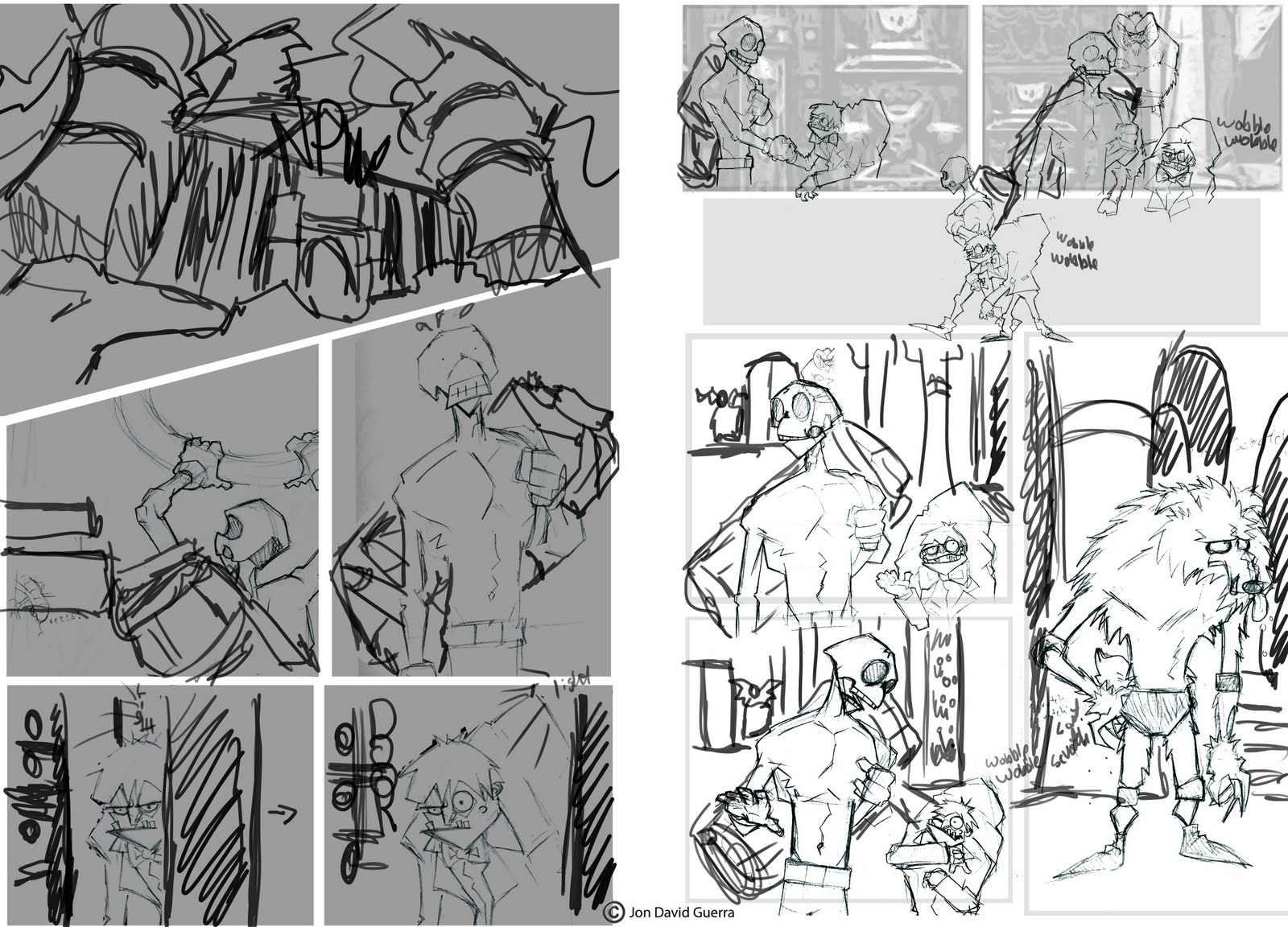 [PENCILS+Pages3&4]