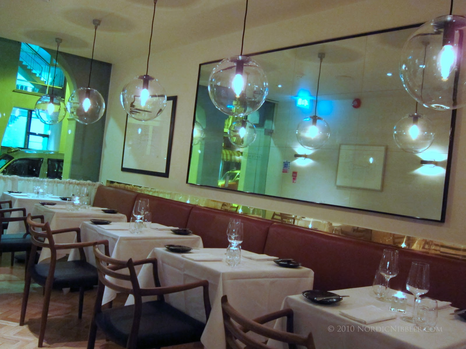 Kitchen Table London Review Nordic Nibbler North Road London Restaurant Review Now Closed