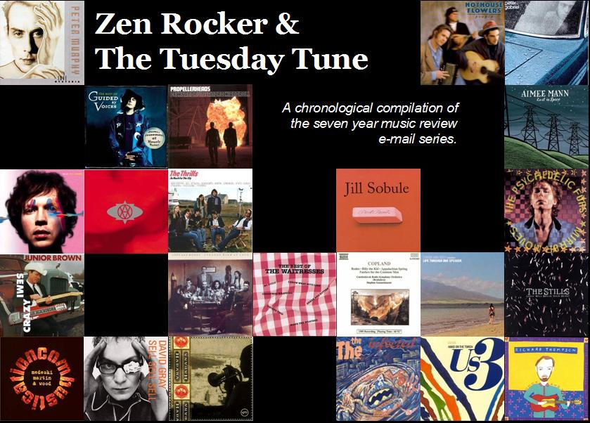 Zen Rocker & the Tuesday Tune