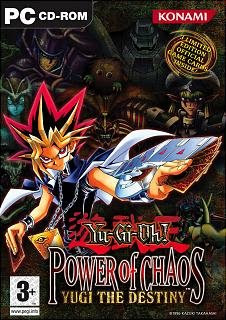 Download Yu Gi Oh! Power of Chaos –Joey the Passion–PC[ PEDIDO ]