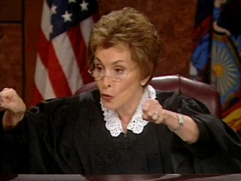 Is judge judy on netflix