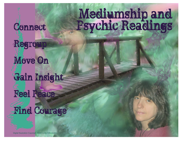 Psychic Medium Cyndy