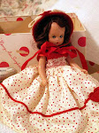 NANCY ANN STORYBOOK DOLL 157 QUEEN OF HEARTS with BOX