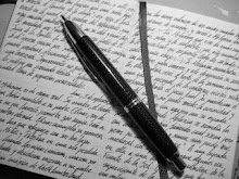 La poesía no es de quien la escribe si no de quien la lee...