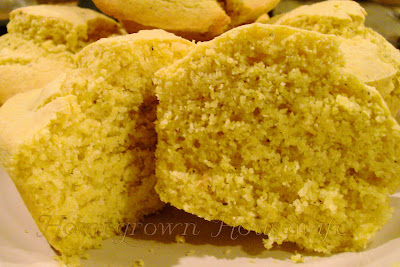 Homegrown Housewife: REAL Southern Cornbread