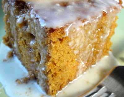 Pumpkin Cake Brown Eyed Baker