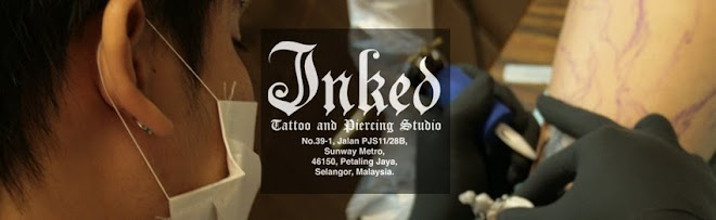 Inked Tattoo Studio
