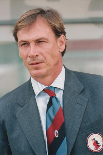 Zdenek Zeman Foggia