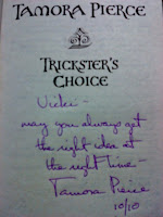 Signed Trickster's Choice