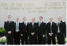 Chad's MTC Mission Group